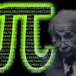 Сегодня день рождения Альберта Эйнштейна и числа ПИ!