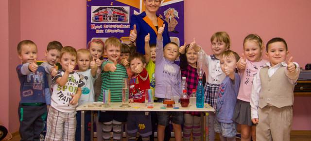 Выездное шоу в детский сад