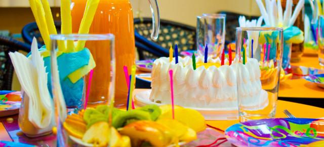 День рождения в музее